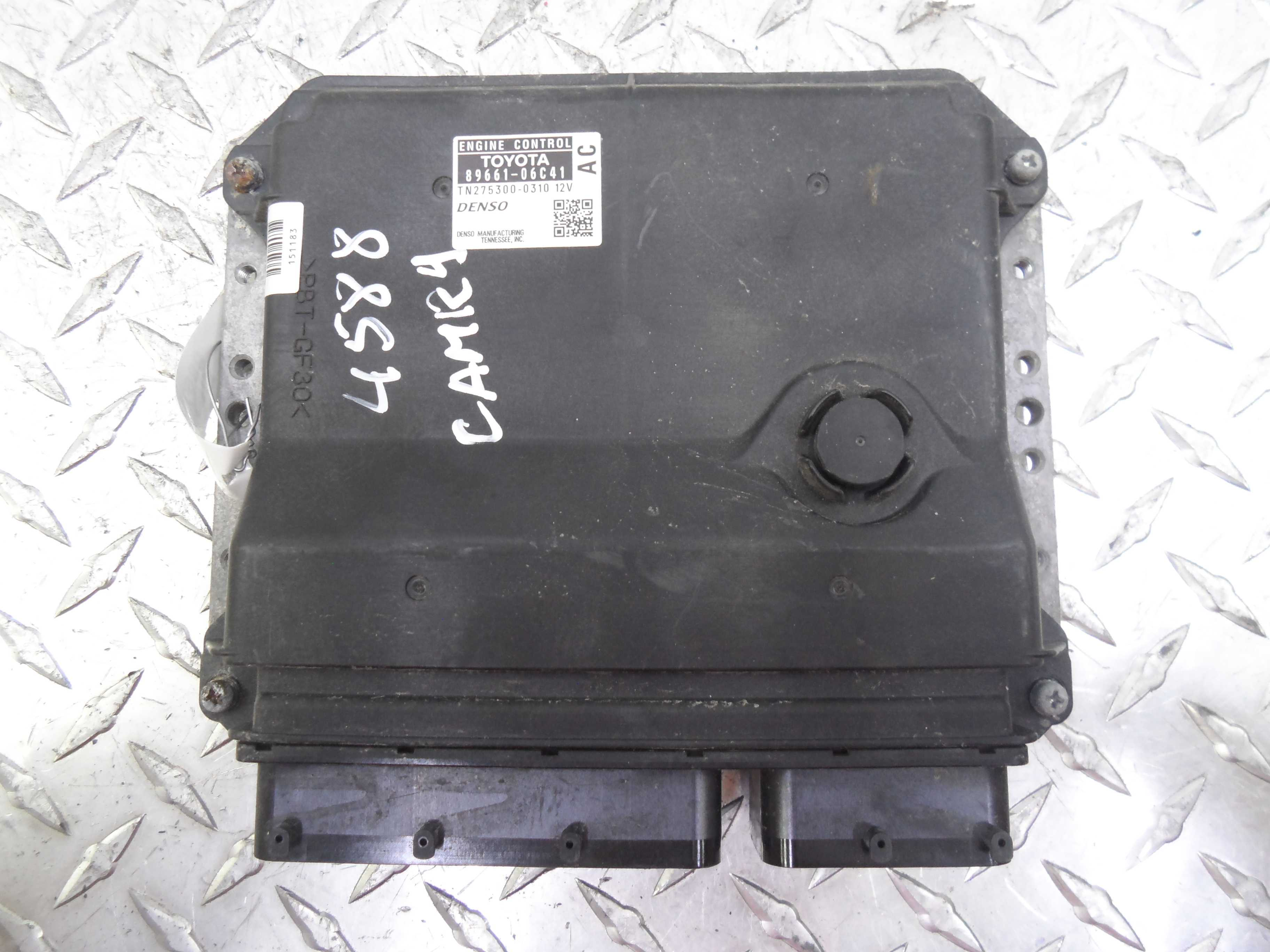 Блок управления двигателем   8966106С41