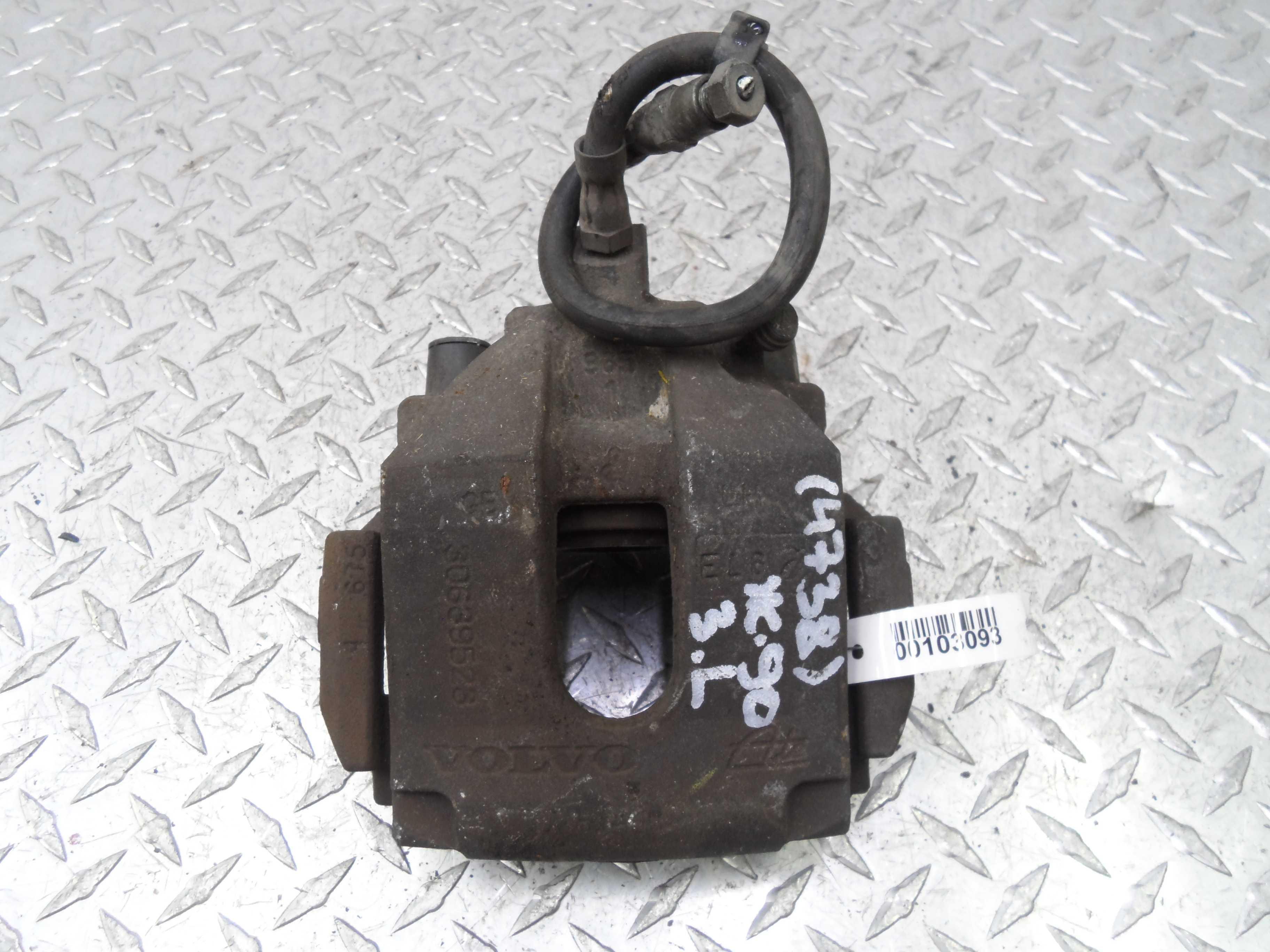 Суппорт тормозной задний левый   30639528