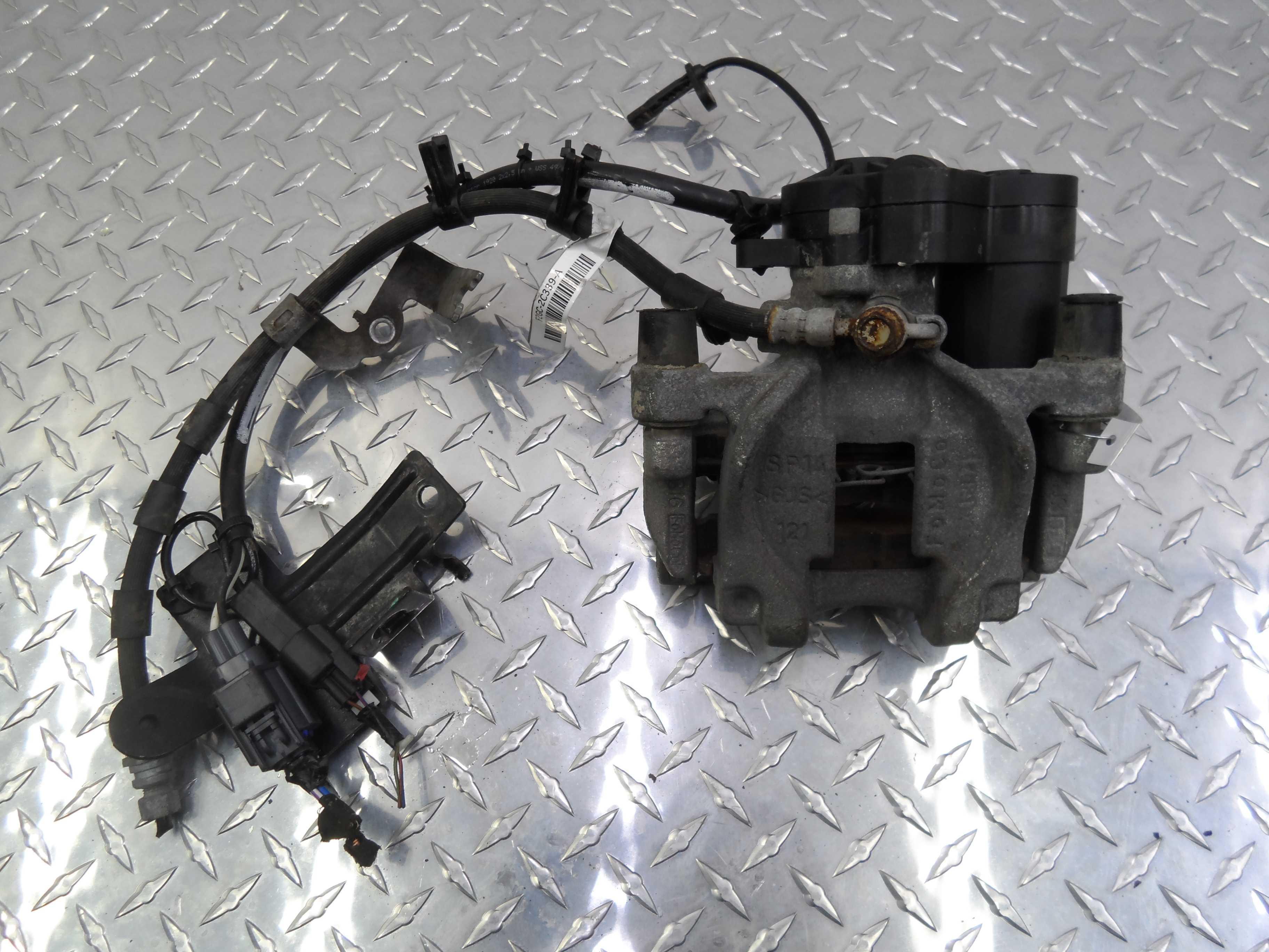 Суппорт тормозной задний левый   KG9C2D251C