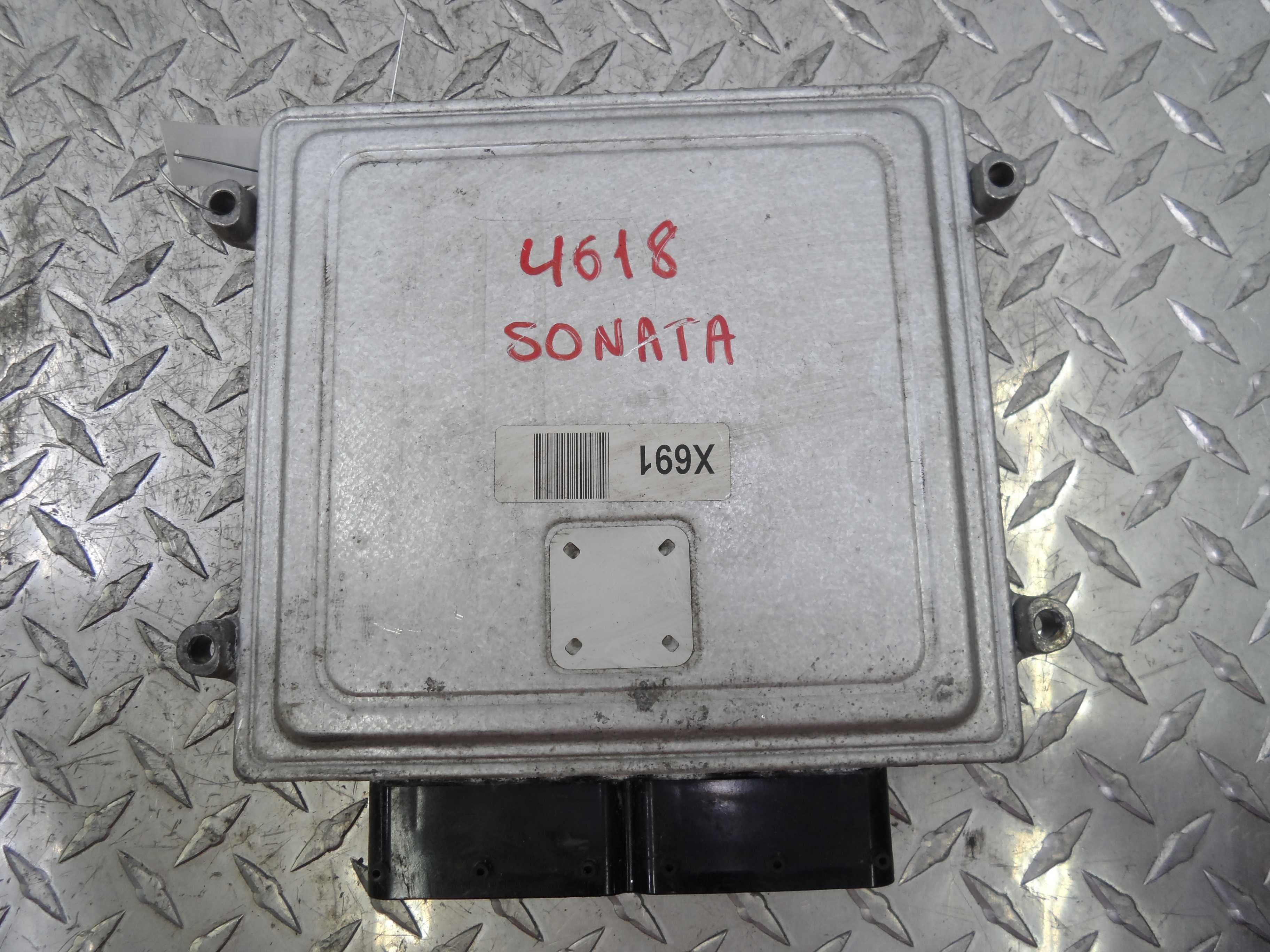 Блок управления двигателем   391012G691 5WY4E76A