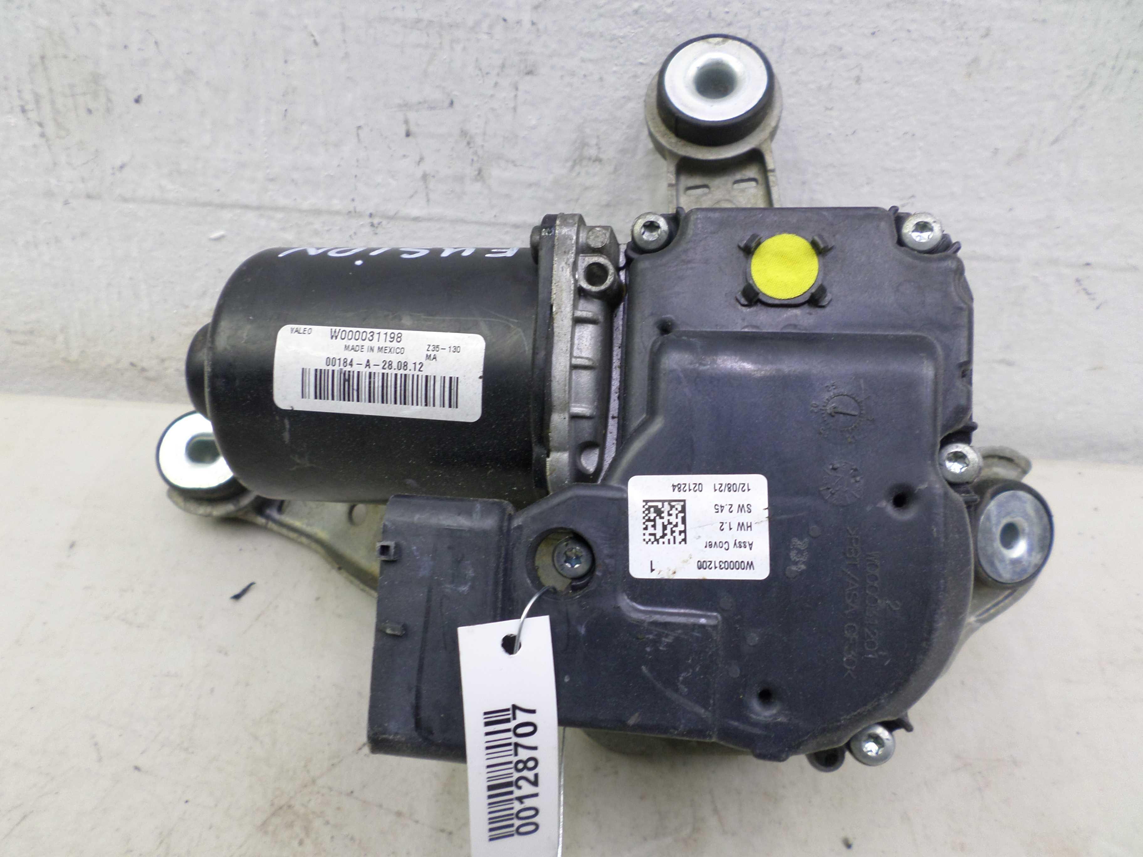 Моторчик заднего стеклоочистителя (дворника)   DS7317504AC DS73-17504-AC