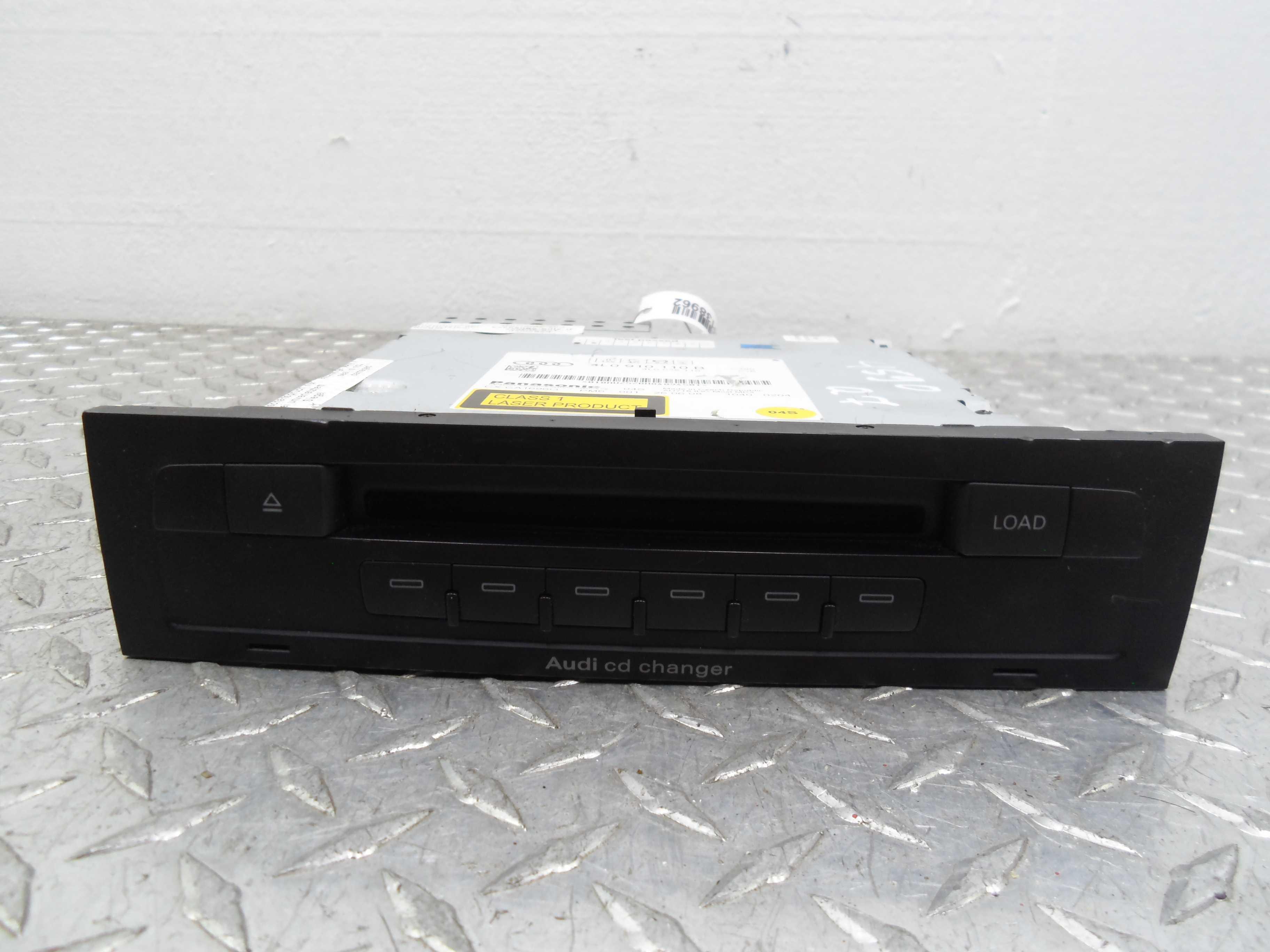 CD чейнджер   4L0910110B