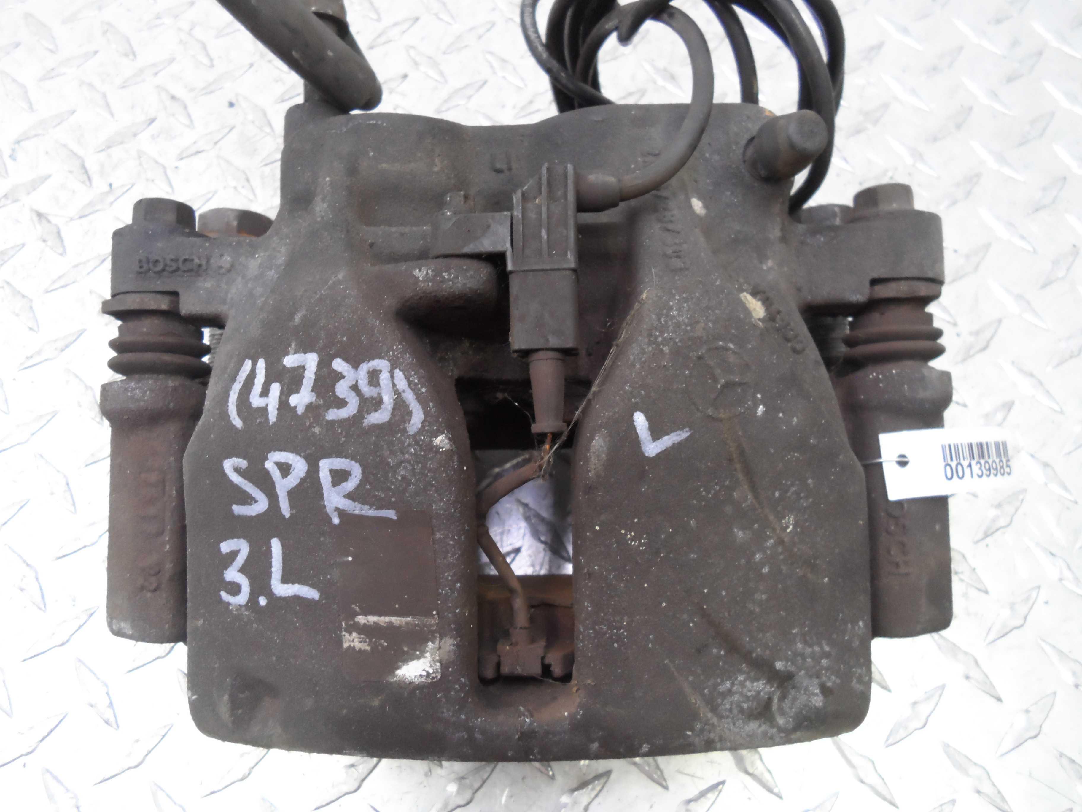 Суппорт тормозной задний левый