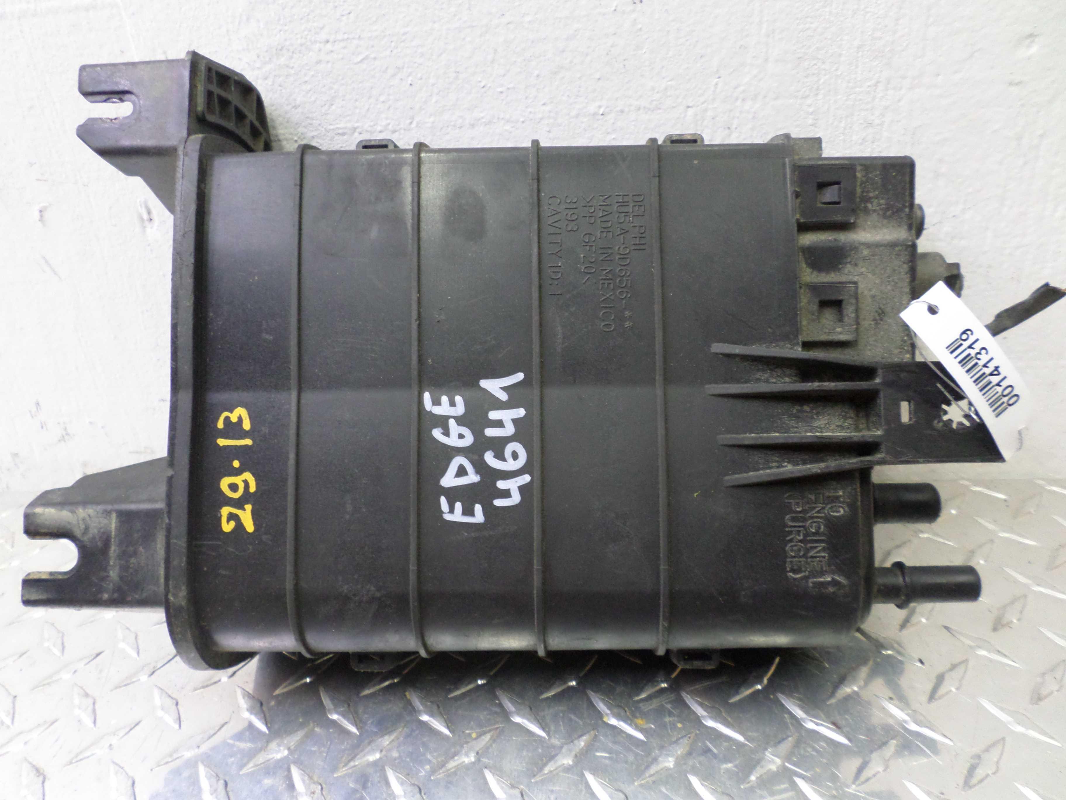 Адсорбер (фильтр угольный)   K2G39E857DA