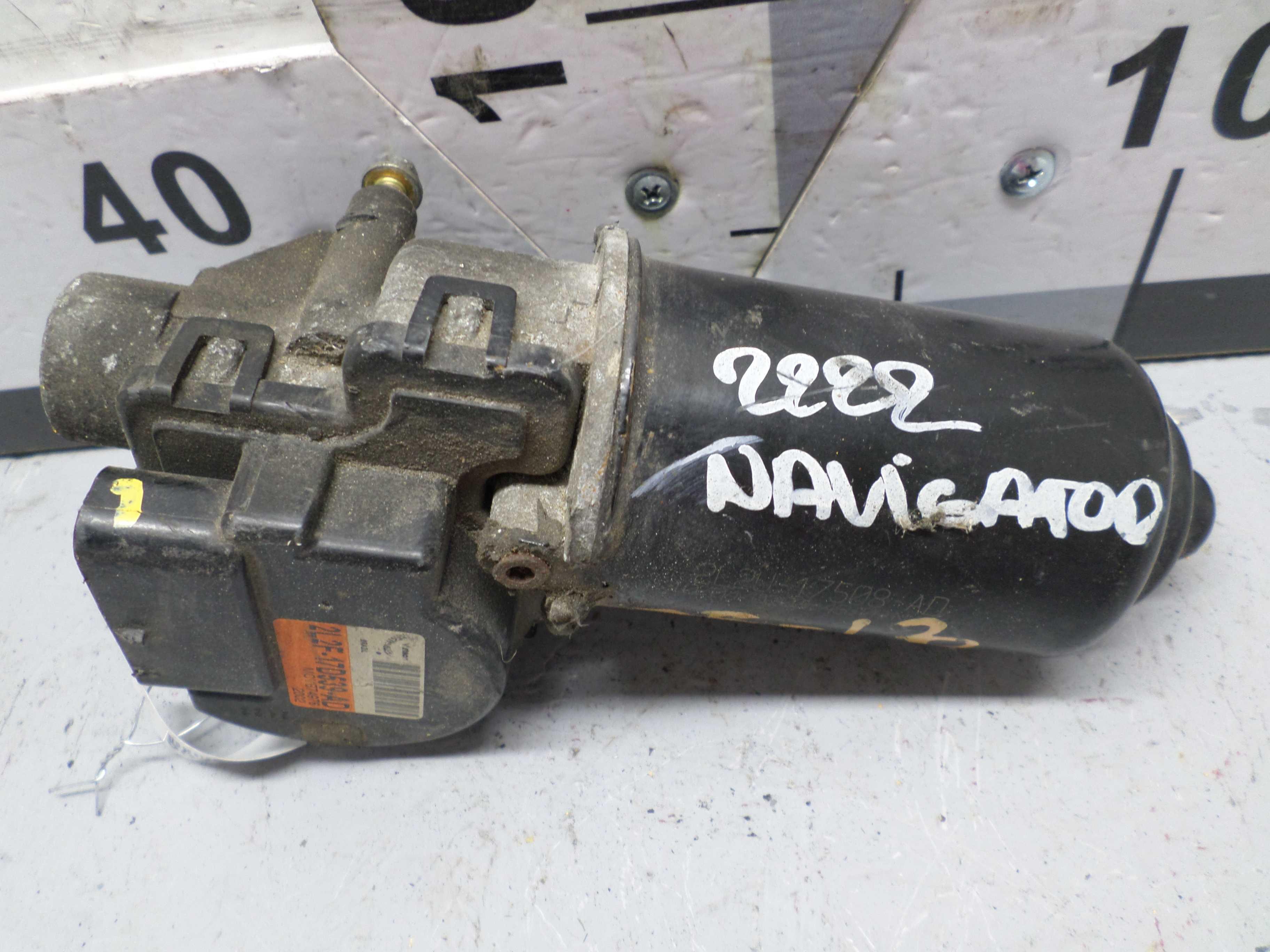 Моторчик заднего стеклоочистителя (дворника)   2L2F17D539AD